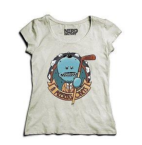 Camiseta Meeseeks Obeys - Nerd e Geek - Presentes Criativos