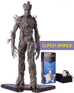 Groot 1/10 - Guardians Of The Galaxy - Iron Studios