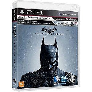Batman: Arkham Origins Br - Ps3