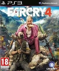 Far Cry 4 - Ps3 - Nerd e Geek - Presentes Criativos