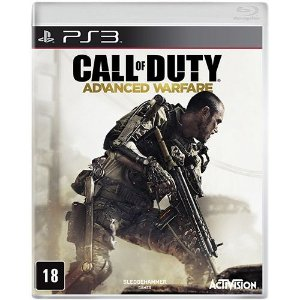 Call Of Duty: Advanced Warfare - Ps3 - Nerd e Geek - Presentes Criativos