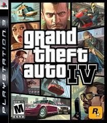 Grand Theft Auto Iv - Ps3 - Nerd e Geek - Presentes Criativos