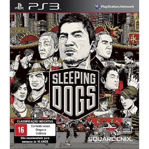 Sleeping Dogs - Ps3 - Nerd e Geek - Presentes Criativos