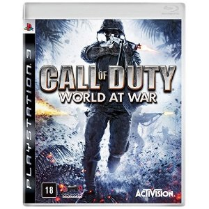 Call Of Duty World At War - Ps3 - Nerd e Geek - Presentes Criativos