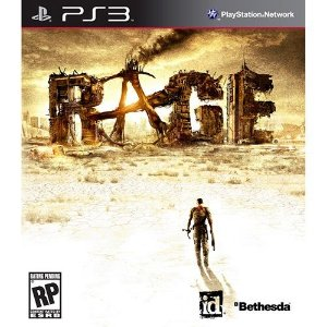 Rage - Ps3 - Nerd e Geek - Presentes Criativos