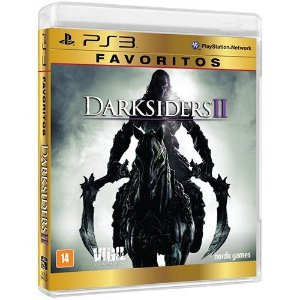 Darksiders 2: Favoritos - Ps3 - Nerd e Geek - Presentes Criativos