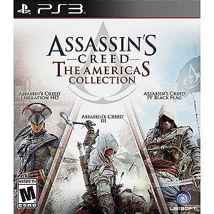Assassin'S Creed 3 - Ps3 - Nerd e Geek - Presentes Criativos