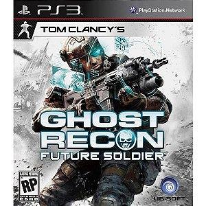 Tom Clancy'S Ghost Recon: Future Soldier - Ps3 - Nerd e Geek - Presentes Criativos
