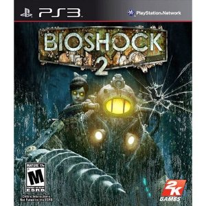 Bioshock 2 - Ps3 - Nerd e Geek - Presentes Criativos