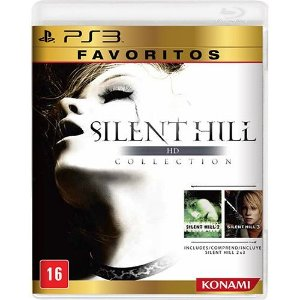 Silent Hill Hd Collection Ps3 - Nerd e Geek - Presentes Criativos