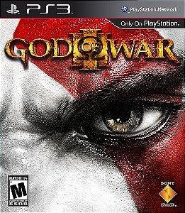 God Of War Iii - Ps3 - Nerd e Geek - Presentes Criativos