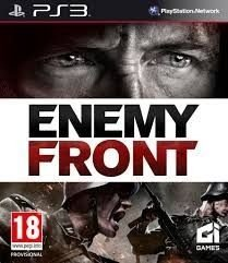 Enemy Front - Ps3 - Nerd e Geek - Presentes Criativos