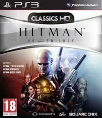 Hitman - Hd Trilogy - Ps3 - Nerd e Geek - Presentes Criativos