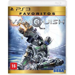 Vanquish - Favoritos - Ps3 - Nerd e Geek - Presentes Criativos