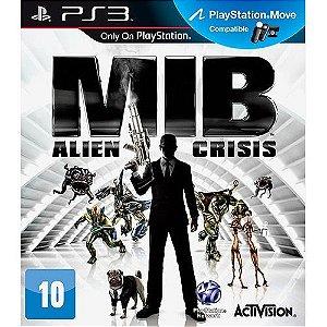 Men In Black: Alien Crisis - Ps3 - Nerd e Geek - Presentes Criativos
