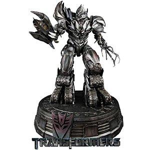 Megatron Statue Transformers Sideshow  77Cm - Nerd e Geek - Presentes Criativos