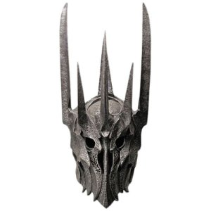 Helm Of Sauron Prop Replica Senhor Dos Anéis 1:1 U. Cutlery