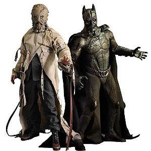 Batman Begins Demon & Scarecrow 10º Aniversario