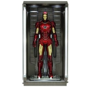 Hot Toys Ds001C Hall Of Armor Iron Man 2 1/6