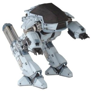 Hot Toys Robo Ed-209 Robocop - Nerd e Geek - Presentes Criativos