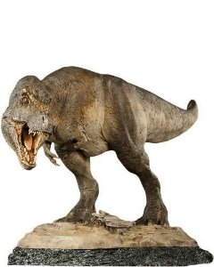 T-Rex - The Tyrant King - Dinosauria - Sideshow Collectibles - Nerd e Geek - Presentes Criativos