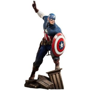 Classic Captain America Premium Format Sideshow Collectibles