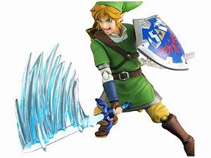 Action Figure Legend Of Zelda Link Figma 153 - Nerd e Geek - Presentes Criativos