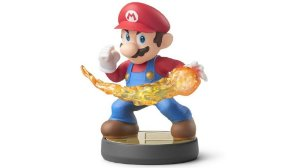 Mario Amiibo Figure Nin