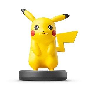 Pikachu Amiibo Figure Nin