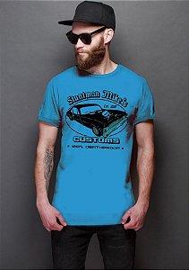 Camiseta Skull Car
