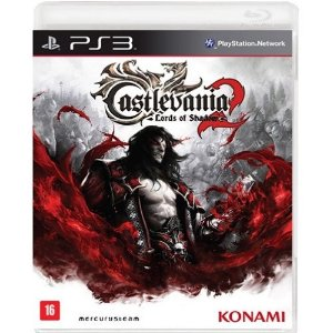 Ps3 Castlevania: Lords Of Shadow 2 - Nerd e Geek - Presentes Criativos