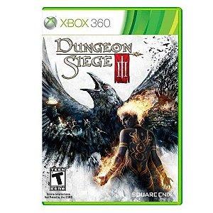 Dungeon Siege Iii - Xbox 360 - Nerd e Geek - Presentes Criativos