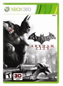 Xbox 360 Batman Arkham City - Nerd e Geek - Presentes Criativos