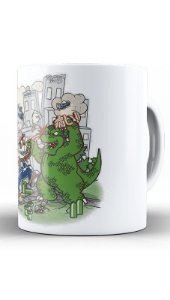 Caneca Big in Japan   - Nerd e Geek - Presentes Criativos