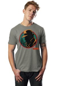 Camiseta Masculina  Dick Tracy - Nerd e Geek - Presentes Criativos