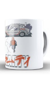 Caneca Marty - Nerd e Geek - Presentes Criativos