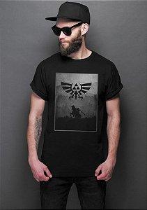 Camiseta Masculina s Legend of Zelda - Nerd e Geek - Presentes Criativos