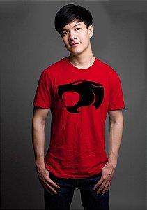 Camiseta Masculina  Thundercats - Pantera - Nerd e Geek - Presentes Criativos