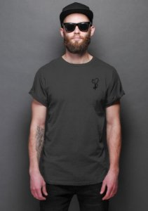 Camiseta Masculina KINGDOM HEARTS - Nerd e Geek - Presentes Criativos