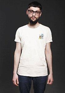 Camiseta Masculina Rick and Morty  Nerd e Geek - Presentes Criativos
