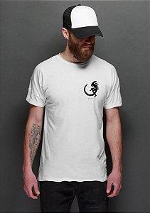 Camiseta Masculina Alien Nerd e Geek - Presentes Criativos