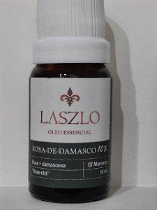 Óleo Essencial Rosa de Damasco ( Diluída10%) Laszlo - 10 ml