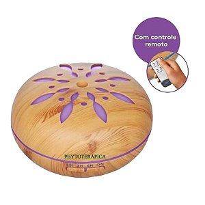 Aromatizador ultrassônico Modelo Flor Phytoterapica