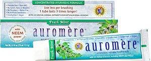 Creme dental Fresh Mint Auromer