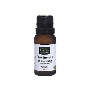 Óleo Essencial Copaiba (copaíba officinalis) LIVEALOE 15 ml