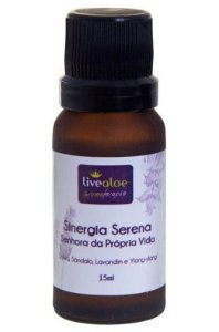 Sinergia Serena LIVEALOE - 15 ml