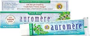 Creme Dental Auromère Fresh Mint 117 g