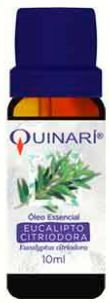 Óleo Essencial de EUCALIPTO CITRIODORA - Quinarí -10 ml