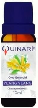 Óleo Essencial  de YLANG YLANG (Cananga Odorata) Quinarí - 10 mL