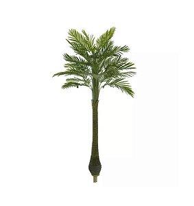 Planta  Artificial Palmeira Real Toque Verde 2,1m